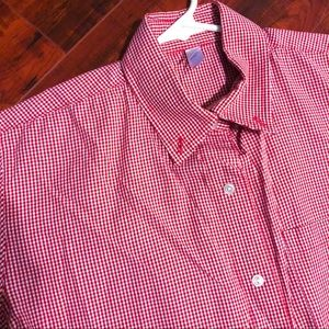 American Apparel Gingham Button Up